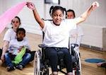 Disability and wheelchair fitness