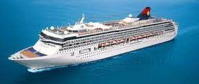 Disabled cruise holiday