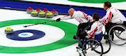 wheelchair curling sport and clubs