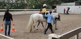 disabled child horse riding