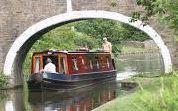 wheelchair accessible canal boat