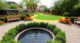Accessible Gardens and Sensory Garden