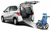 disabled wheelchair vehicles