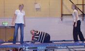 rebound and trampolining
